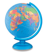 Adventurer World Globe 12""