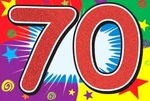 70th Sign