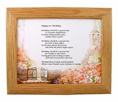 Personalized Birthday Poems for Women