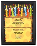 Funny 50th Birthday Poems