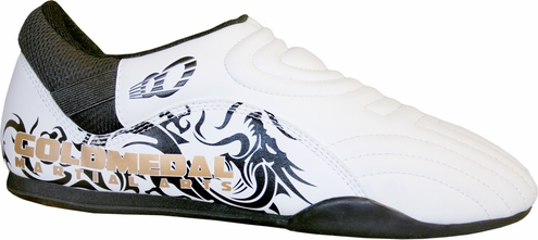 Lady's Dragon Karate Taekwondo Kicking Shoes