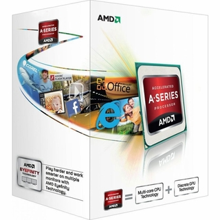 AMD A4-4000 Dual-Core 3.0Ghz Socket FM2 Richland Processor
