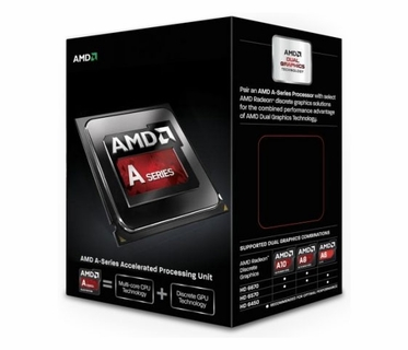 AMD A10-6800K 4.1GHz Quad-Core Richland CPU with Radeon HD 8670D GPU