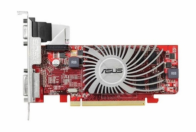 Asus HD6450-SL-2GD3-L Radeon HD 6450 DVI HDMI 2GB DDR3 Video Card