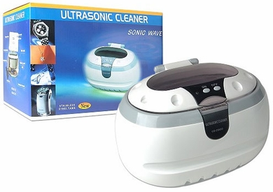 Sonic Wave Ultrasonic CD-2800 Jewelry Cleaning Machine