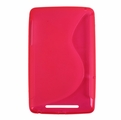 Kroo MGN7-TP Magenta TPU Case for Nexus 7