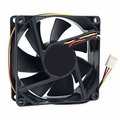 120mm Case Fan with 3-pin Power Connector