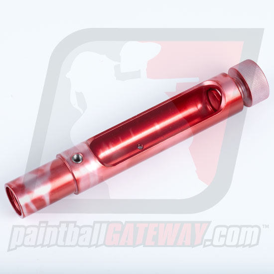 DISCONTINUED - CCI Phantom 12 Gram Co2 Dropout Changer - Acid Silver/Red
