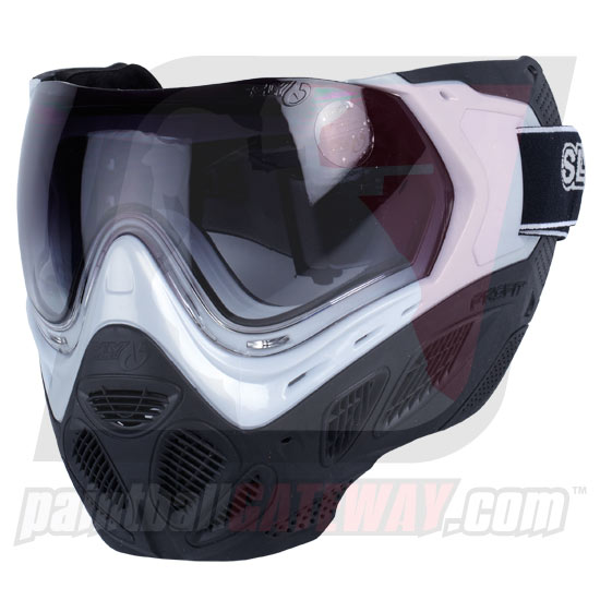 DISCONTINUED - Sly ProFit Thermal Goggle/Mask - White/Black