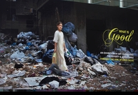 Girl with Garbage