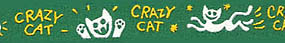 Crazy Cat Beastie Band Cat Collar