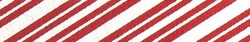 CANDY CANE STRIPES BEASTIE BAND CAT COLLAR