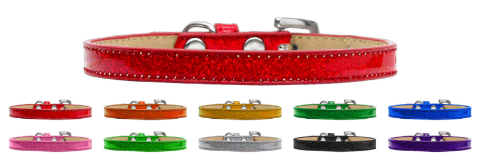SPARKLE ICE CREAM COLLARS can be used with sliders