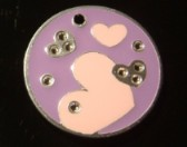 HEART OF MY HEART PET ID TAG