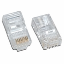 CAT5e Network Ethernet Cable Modular Plug for Solid wire 10 Pack