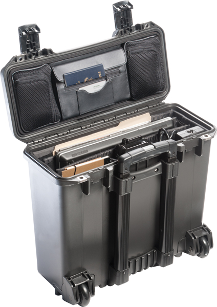 9276f253914 Pelican Storm iM2435PD Top Loader Case with Padded Dividers - Black ...