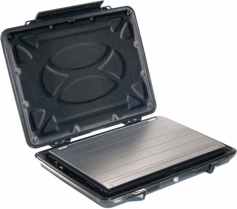 Pelican 1095cc Hard Back Laptop Case With Padded Foam