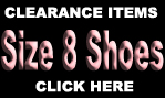 High Heels Shoes - Size 8