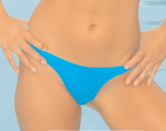 "Thong Bikini Swimwear Mix & Match ""CR - 1"""