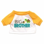 Plush T-Shirt: Big Brother