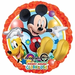 "17"" Mickey & Pluto Helium Savers Balloon"