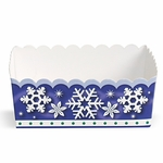Paper Candy Tray: Snowflakes