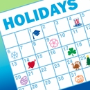 2018 Holiday Calendar