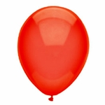 "11"" Real Red Royal Rich Latex Balloons"