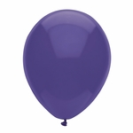 11'' Regal Purple Latex Balloons