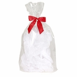"25"" Clear Cellophane Bag"