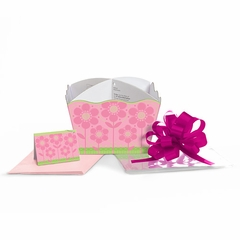 Perfect Wrap: Pink Flowers