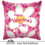"18"" HVD Daisy Clear View Balloon"