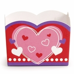 Candy Treat Box (Mini): Big Pink Heart