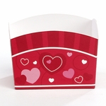 Candy Treat Box (Mini): Classic Hearts