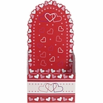 Gift Box: Dots & Hearts