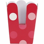 Thin Candy Boxes: Large Dots