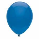 "11"" Midnight Blue Latex Balloons"