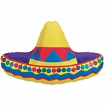 Sombrero Shape Balloon