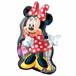 Minnie Full Body Shape Balloon