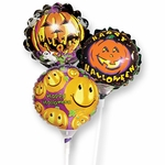 "4"" Halloween Air-Filled Balloons"