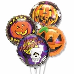 "9"" Halloween Air-Filled Balloons"
