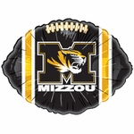 "18"" NCAA Missouri Tigers Football Balloon"
