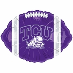"18"" NCAA TCU Football Balloon"