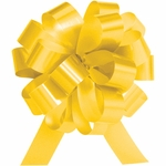 Medium Yellow Lacquer Pull Bow
