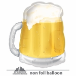 Beer Mug See-Thru Shape Balloon