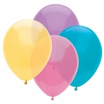 """16"""" Pastel Assorted Latex Balloons"""