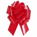 Extra Large Red Pull Bow