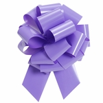 Extra Large Light Purple Pull Bow