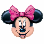 Minnie Head Shape Balloon