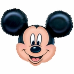 Mickey Head Shape Balloon